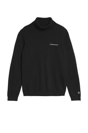 coltrui met logo zwart