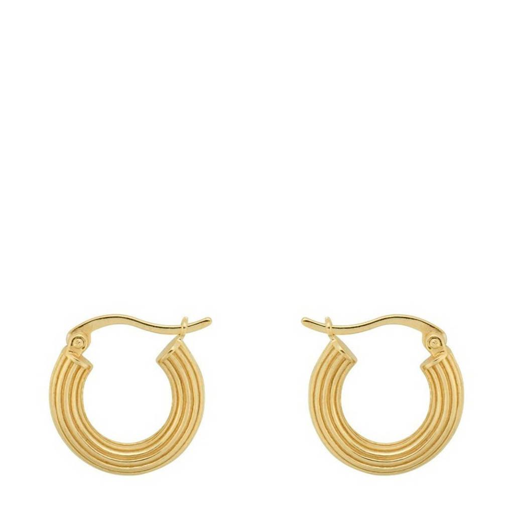 ANNA + NINA oorbellen 19-2M902003GP goud, Goudkleurig