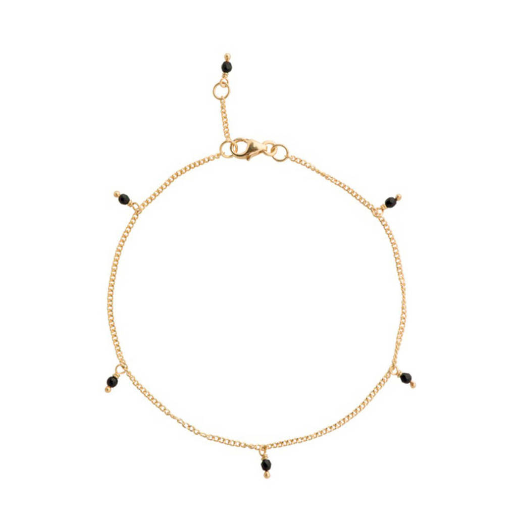 ANNA + NINA armband 18-2M907010GP goud, Goudkleurig