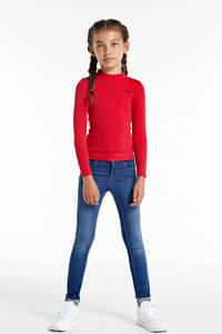 NAME IT KIDS skinny jeans Polly met biologisch katoen stonewashed, Stonewashed