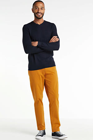 regular fit chino camel