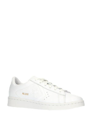 Pro Leather OX  sneakers wit