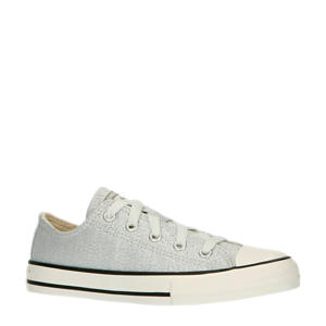 Summer Sparkle Chuck Taylor All Star Low Top  sneakers zilver