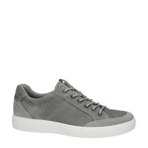 Soft Classic  nubuck sneakers grijs