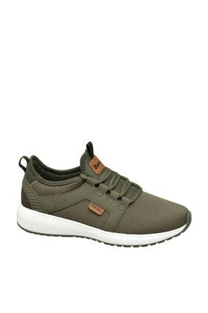 sneakers olijfgroen