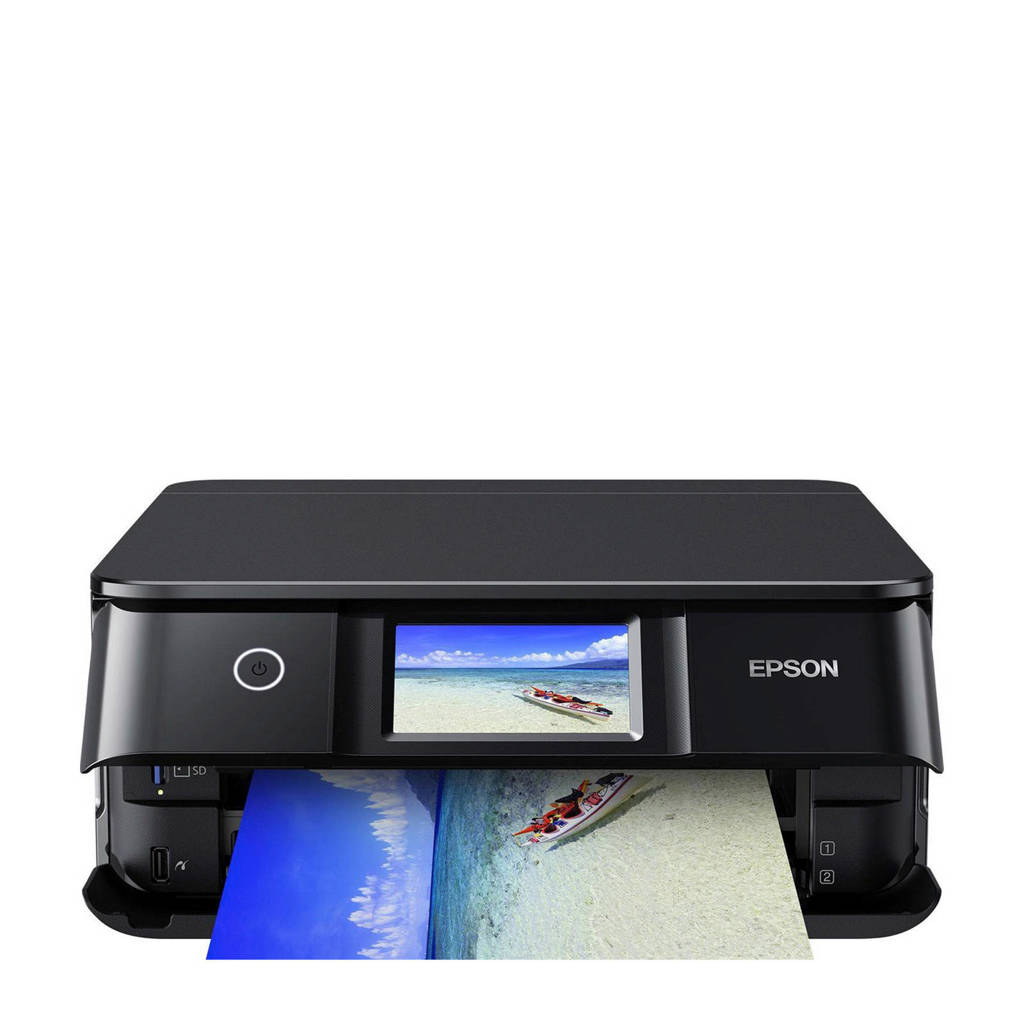 Epson  all-in-one printer Espression Photo XP-8606, Zwart