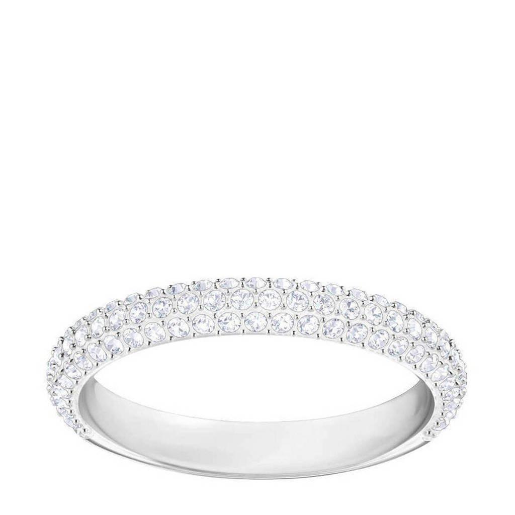 Swarovski RVS 5402437 ring zilver, Zilverkleurig