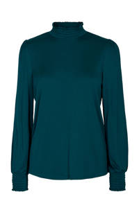 FREEQUENT top donkerblauw, Donkerblauw