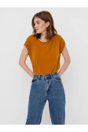 T-shirt Ava bruin
