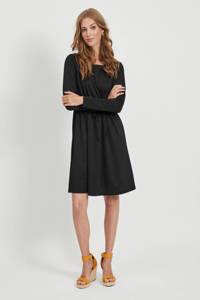 VILA jurk zwart, Zwart