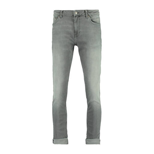 America Today slim fit jeans steel grey