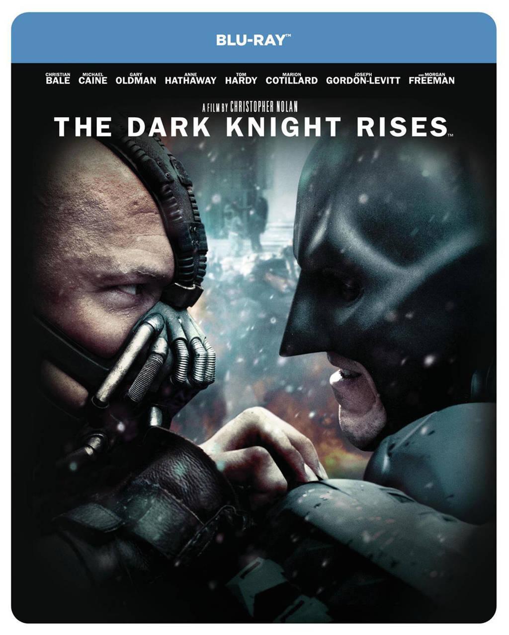 Dark knight rises (Blu-ray)