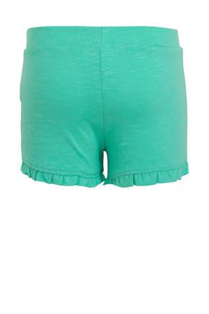 korte broek - set van 2 turquoise