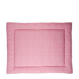 Mnimal Dots boxkleed roze