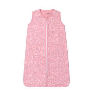 Minimal Dots baby slaapzak zomer roze