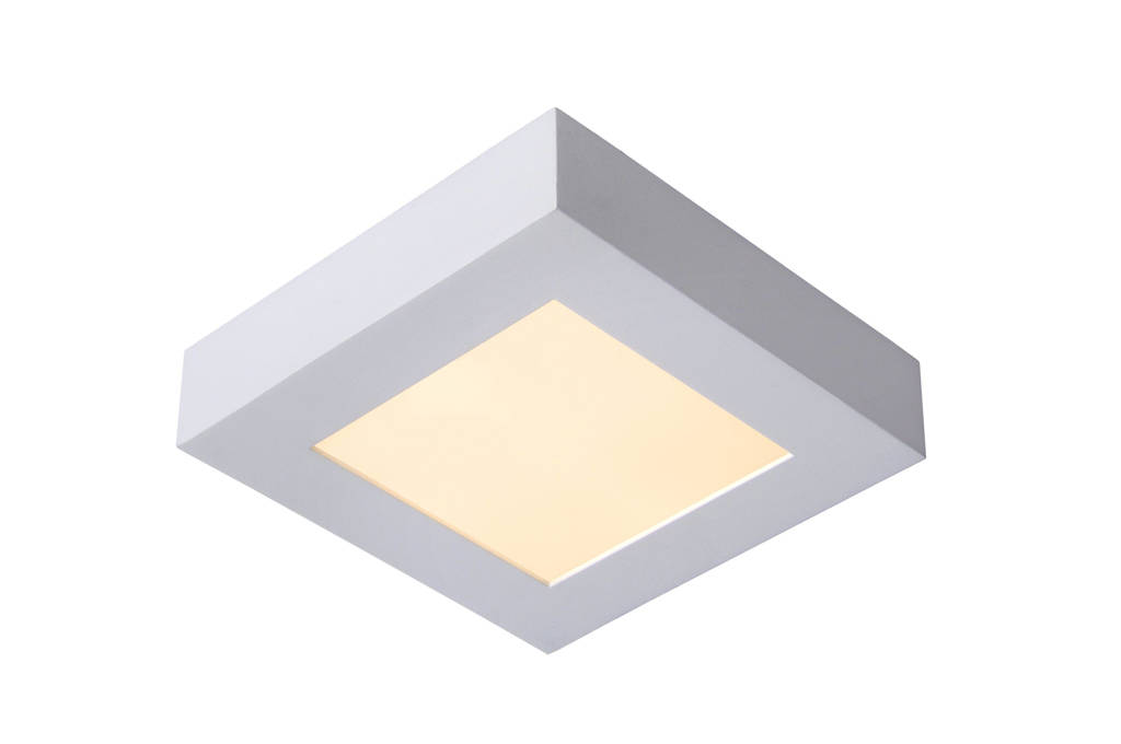 Lucide plafondlamp Brice-Led, Wit, 16,8