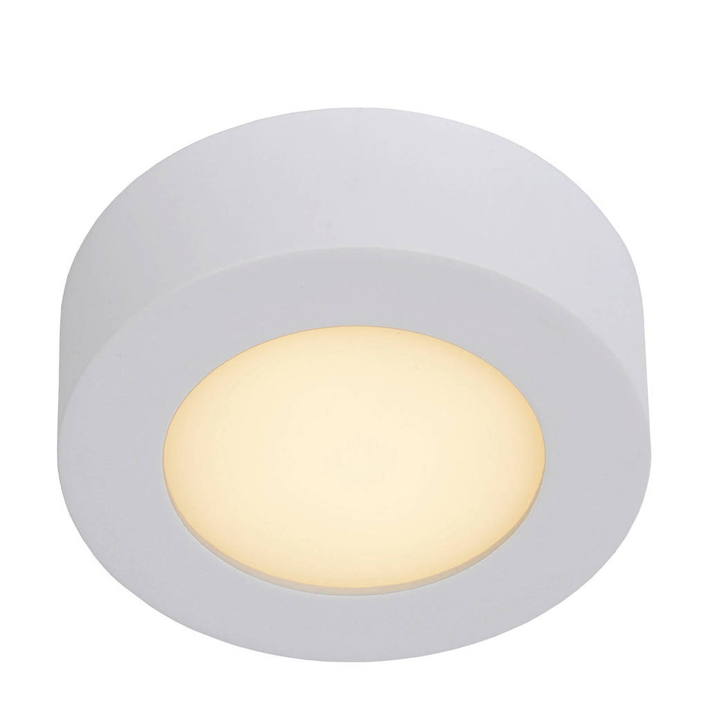 Lucide plafondlamp Brice-Led, Wit, 11,7