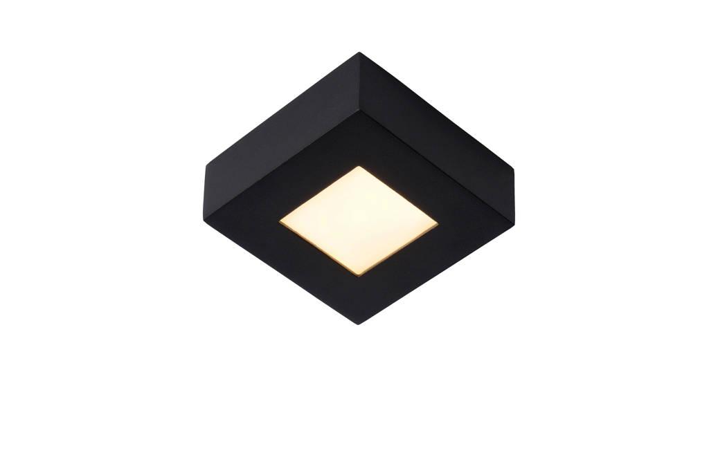 Lucide plafondlamp Brice-Led, Zwart, 10,8