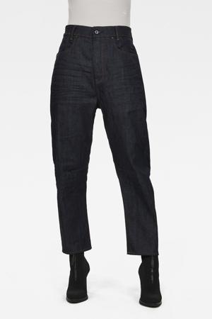 C-Staq 3d Boyfriend Crop Wmn C high waist boyfriend jeans van biologisch katoen 3d raw denim