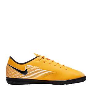 Mercurial Vapor 13 Academy IC Jr. zaalvoetbalschoenen oranje/zwart/wit