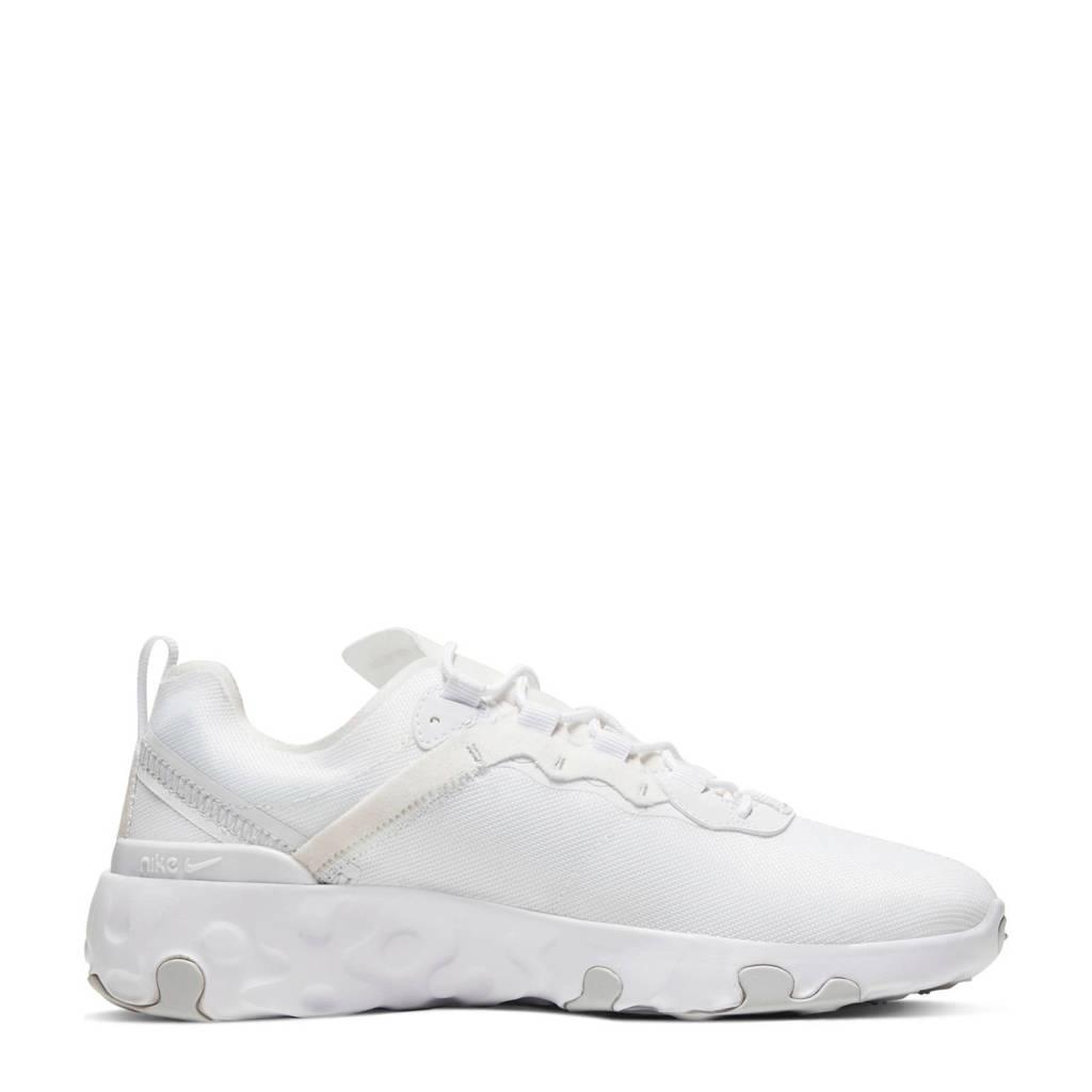 Nike RENew Element 55 (GS) sneakers wit/zilver, Wit/zilver