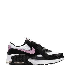Air Max Excee (PS) sneakers zwart/roze/wit