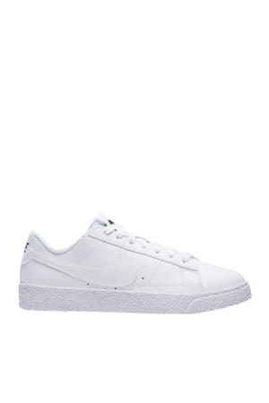 Blazer Low (GS) leren sneakers wit