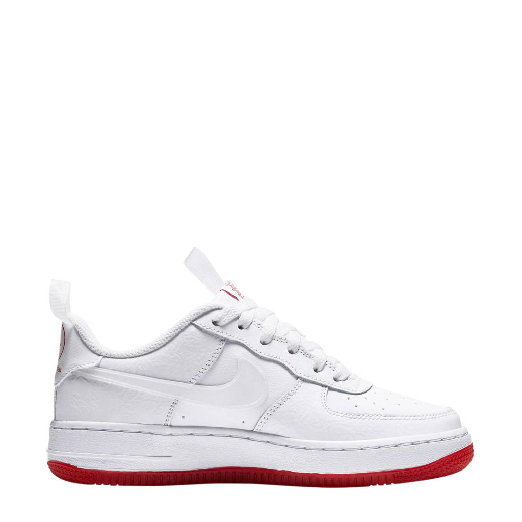 Nike Air Force 1 '70 LV8KSA sneakers wit/rood, Wit/rood