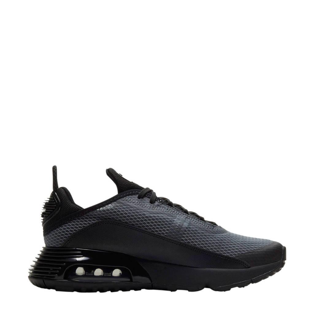 Nike Air Max 2090 (TD) sneakers zwart/antraciet, Zwart/antraciet