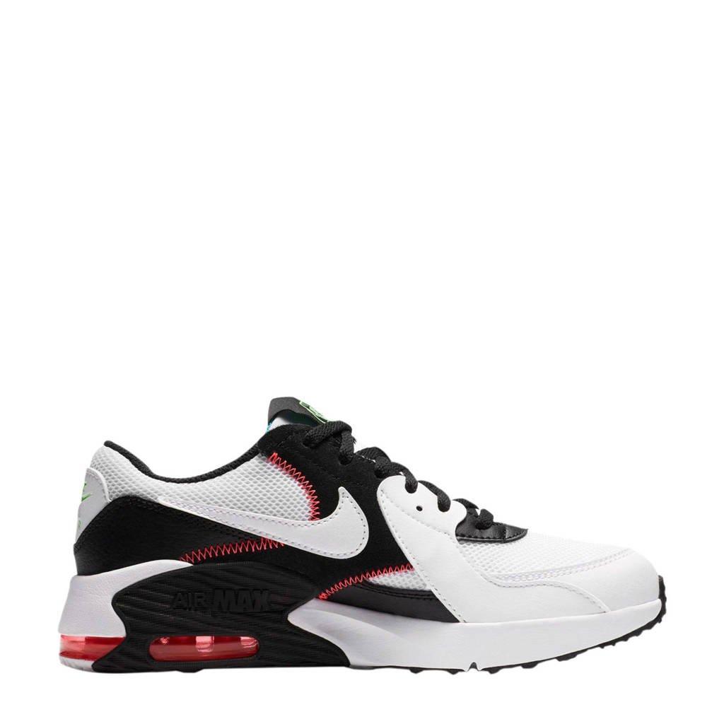 Nike Air Max Excee (GS) sneakers wit/zwart/rood, Wit/zwart/rood