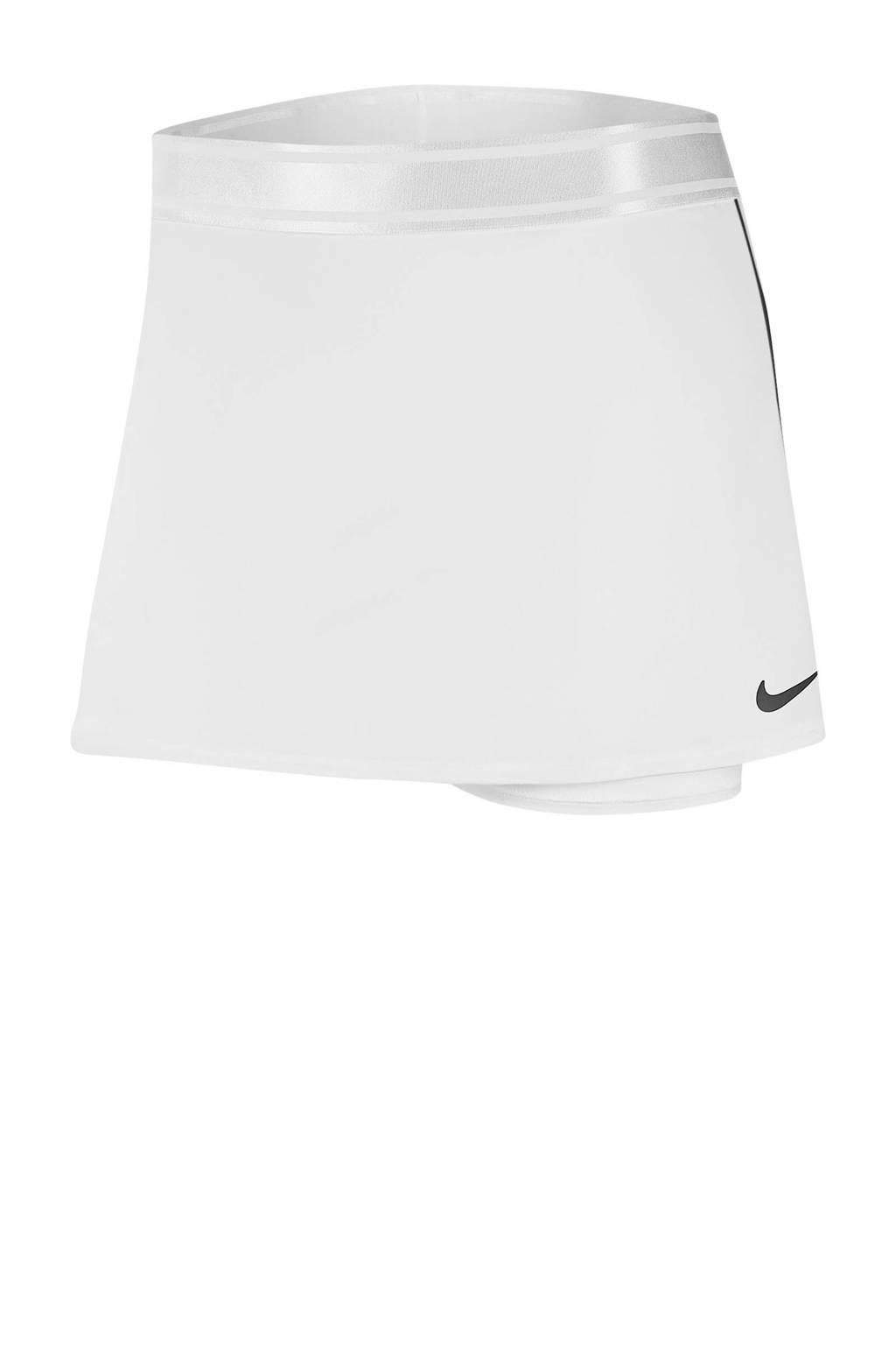 Nike sportrokje wit, Wit