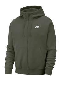Nike vest antraciet, Antraciet