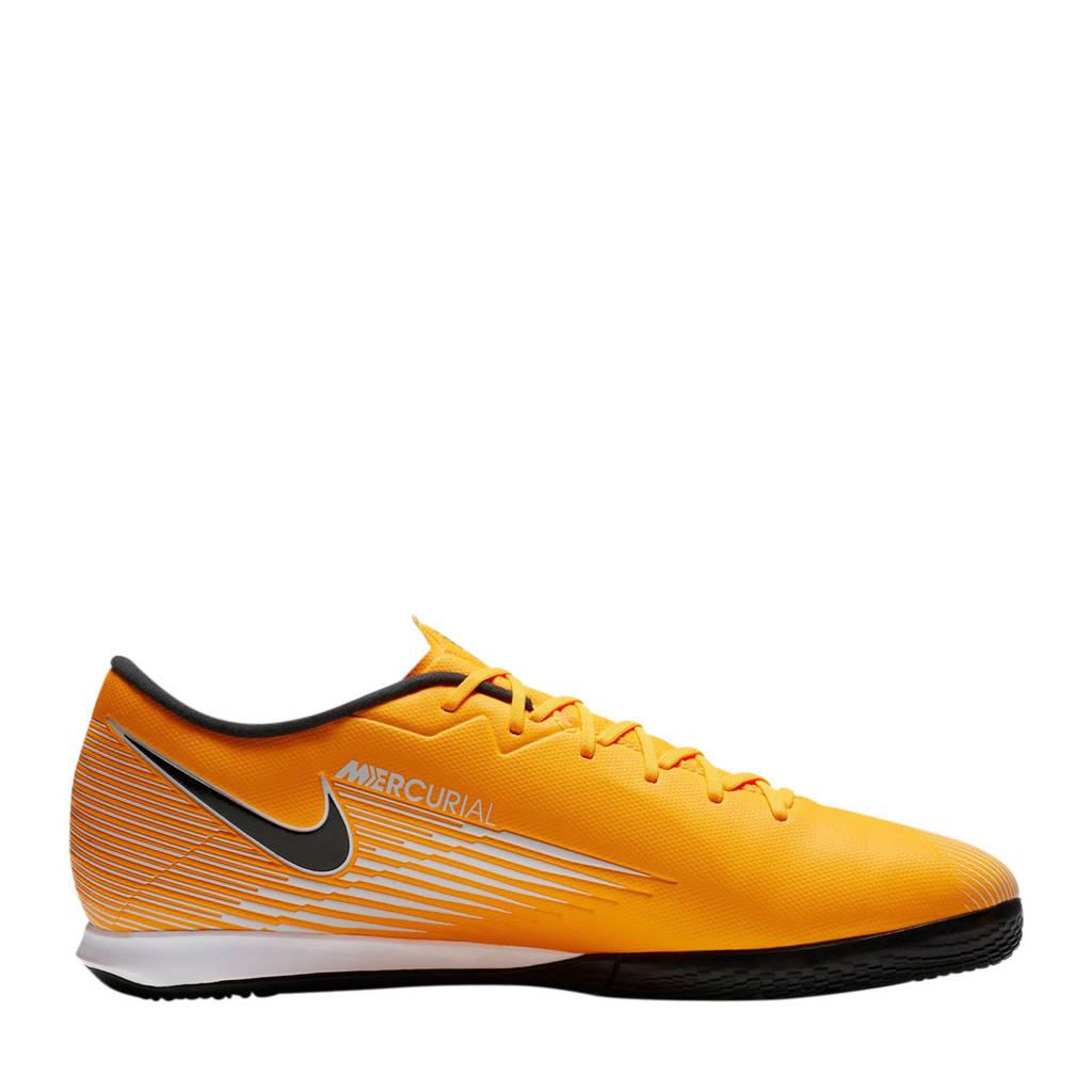 Nike Mercurial Vapor 13 Academy IC Sr. zaalvoetbalschoenen geel/zwart, Geel/zwart