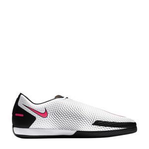 Phantom GT Academy IC Sr. zaalvoetbalschoenen wit/roze/zwart