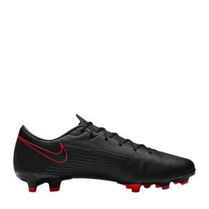 Vapor 13 academy FG/MG Sr. voetbalschoenen zwart/grijs