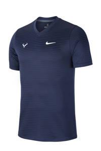 Nike   sport T-shirt donkerblauw, Donkerblauwv