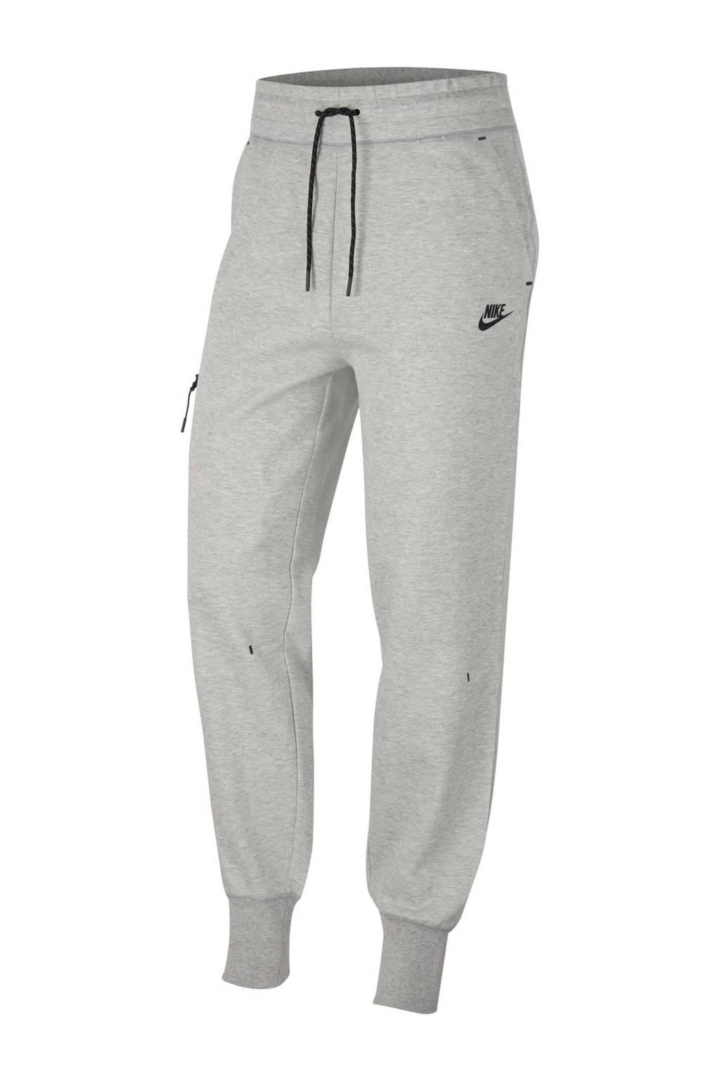 Nike joggingbroek grijs melange, Grijs melange
