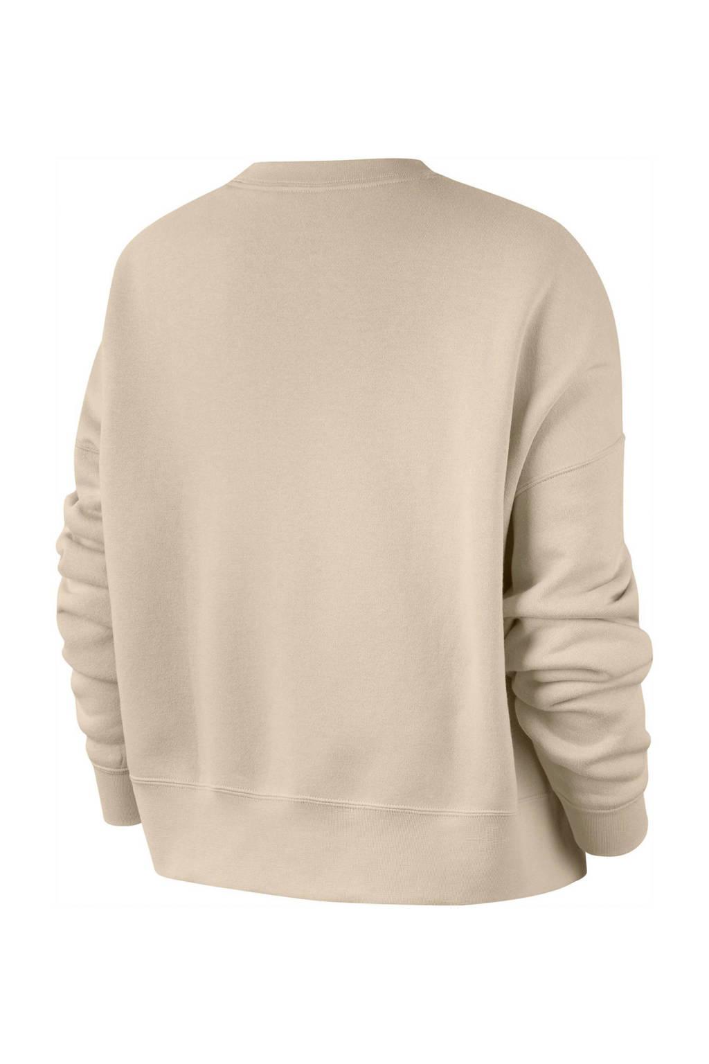 Nike sweater beige, Beige