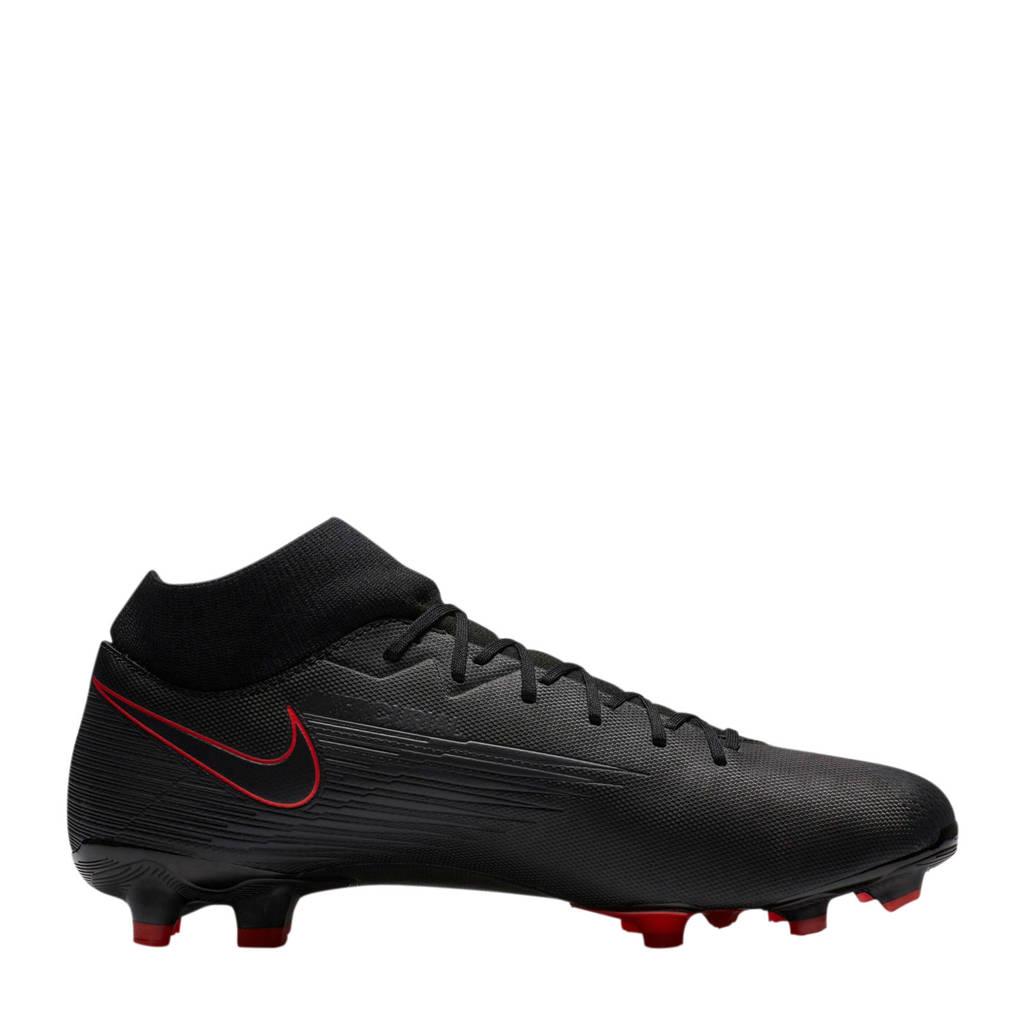 Nike Superfly 7 Academy MG Sr. voetbalschoenen zwart/grijs, Zwart/grijs