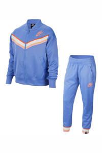Nike trainingspak blauw, Blauw/multi