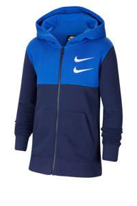 Nike vest donkerblauw/blauw, Donkerblauw/blauw