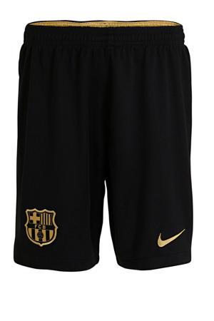 Junior FC Barcelona uit short zwart