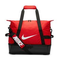 Nike   sporttas Academy Team L hardcase rood/zwart, Rood/zwart