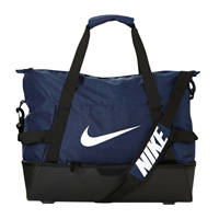 Nike   sporttas Academy Team L hardcase donkerblauw/zwart, Donkerblauw/zwart