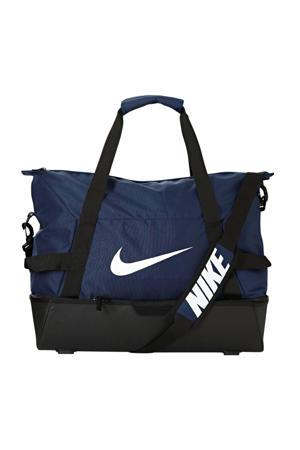 sporttas Academy Team L hardcase donkerblauw/zwart