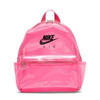 Nike   rugzak Just Do It Mini felroze/zwart, Felroze/zwart