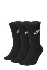 Nike sokken Everyday Essential zwart (set van 3), Zwart