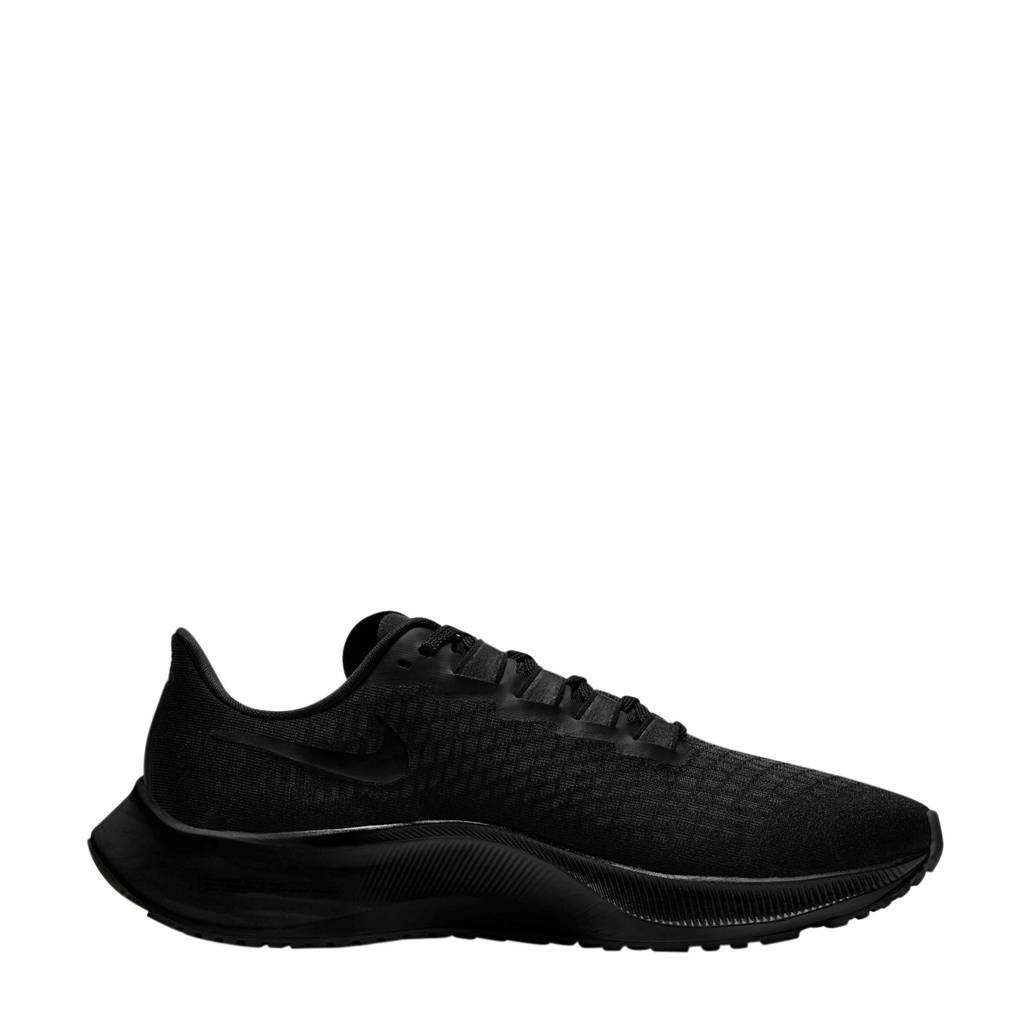 Nike  AIR Zoom Pegasus 37 hardloopschoenen zwart, Zwart