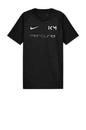 Junior  Voetbalshirt zwart