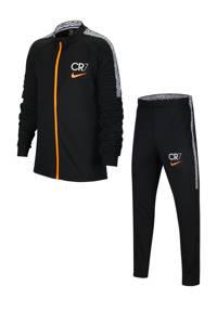 Nike Junior  trainingspak CR7 zwart, Zwart